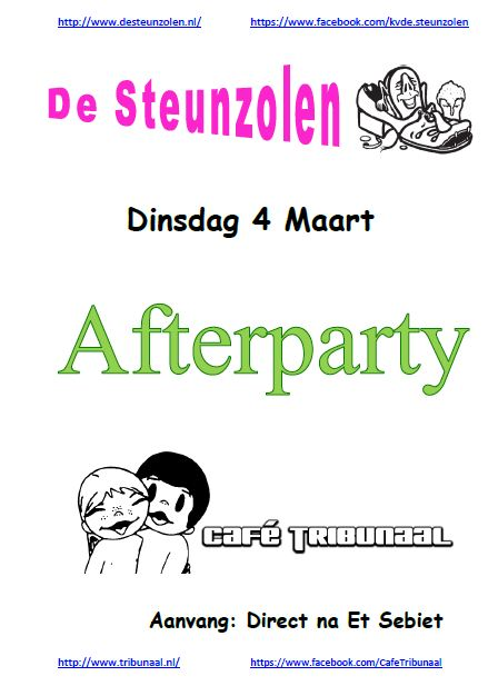 Afterparty 2014